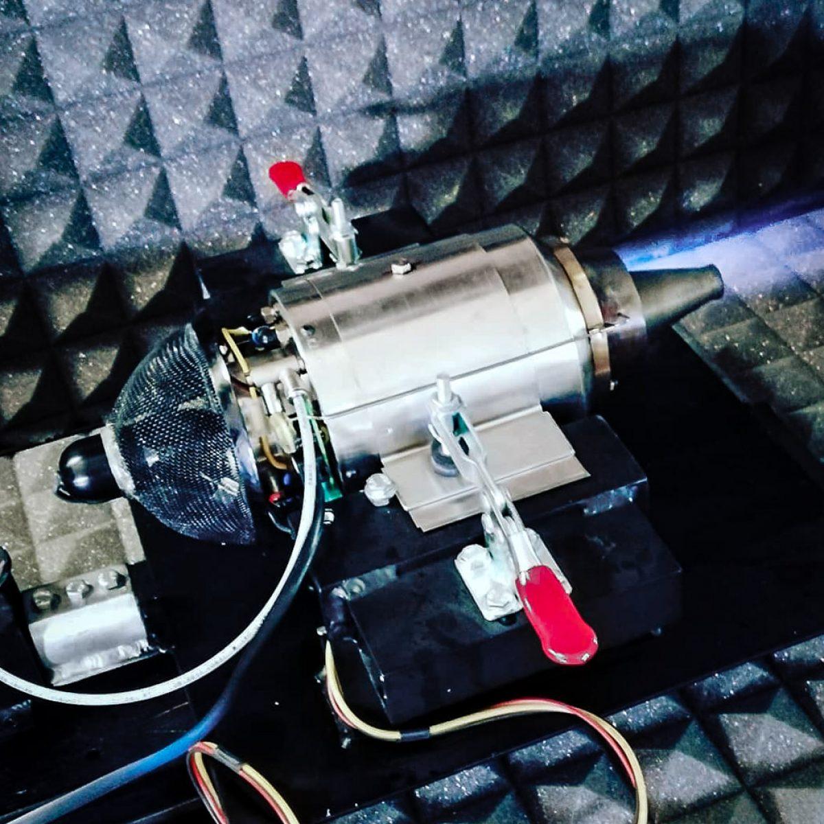 Frank-Turbinen Service |Modelbau Bernreiter